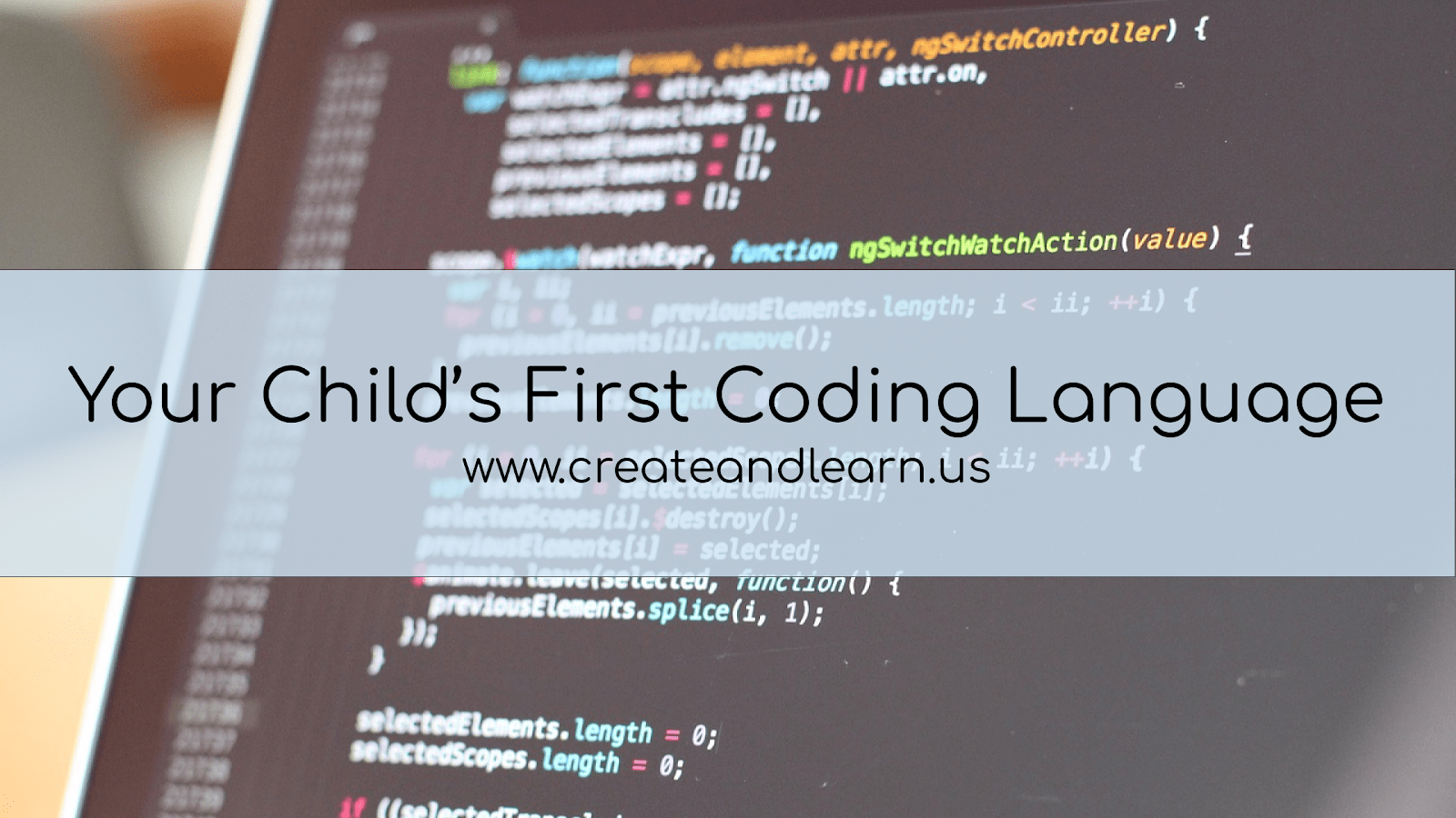 Scratch, Python or Javascript? Help Your Middle-Schooler Choose Their First Coding Language