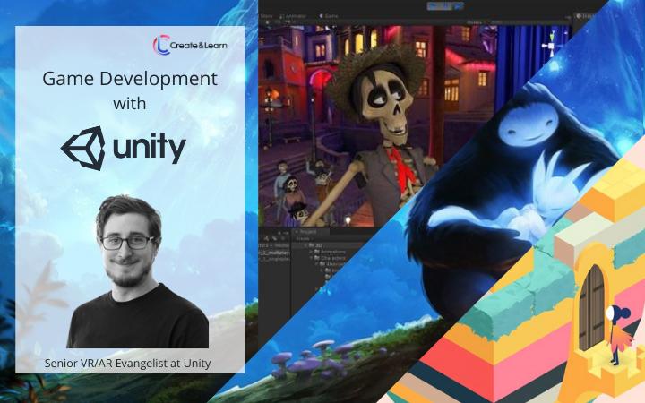New Open Class - Meet Unity - The most popular game development platform