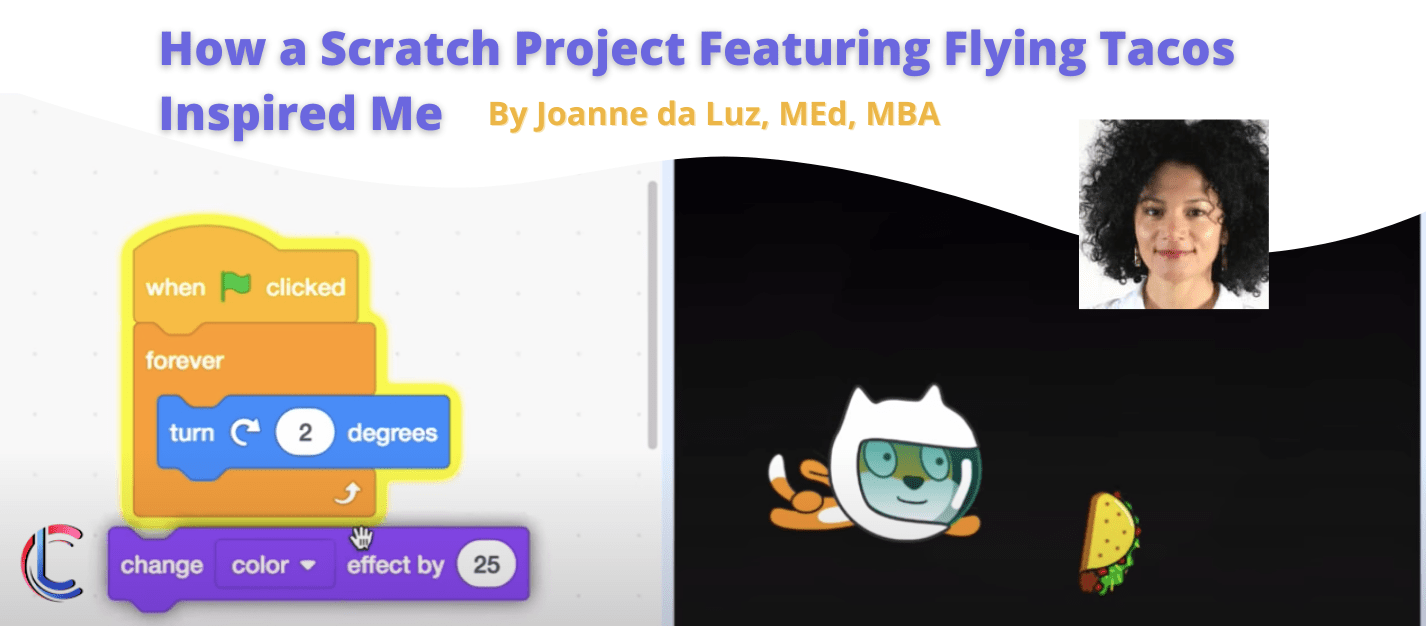 How a Scratch Project Featuring Flying Tacos Inspired Me