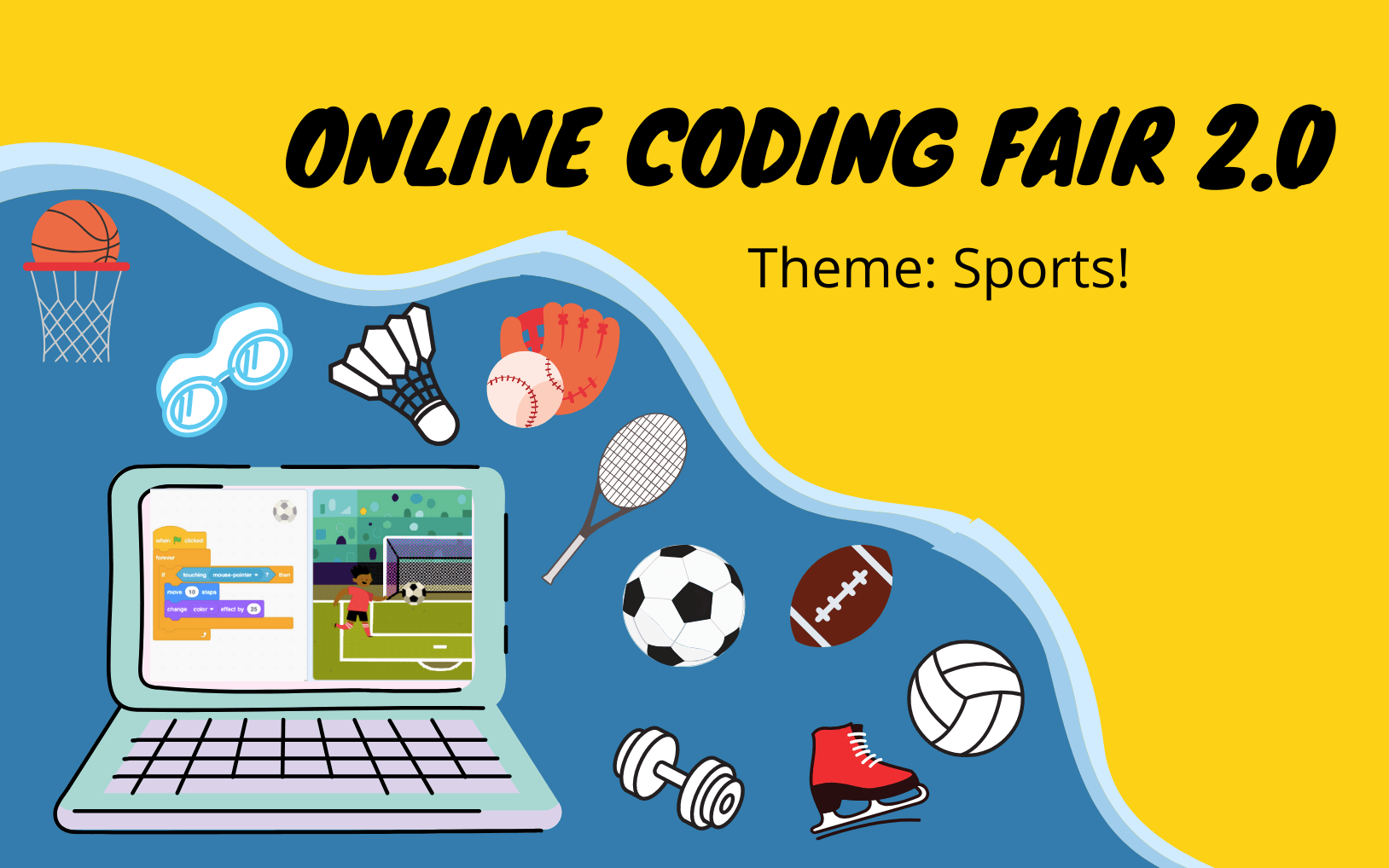 Online Coding Fair 2.0 - Sports!