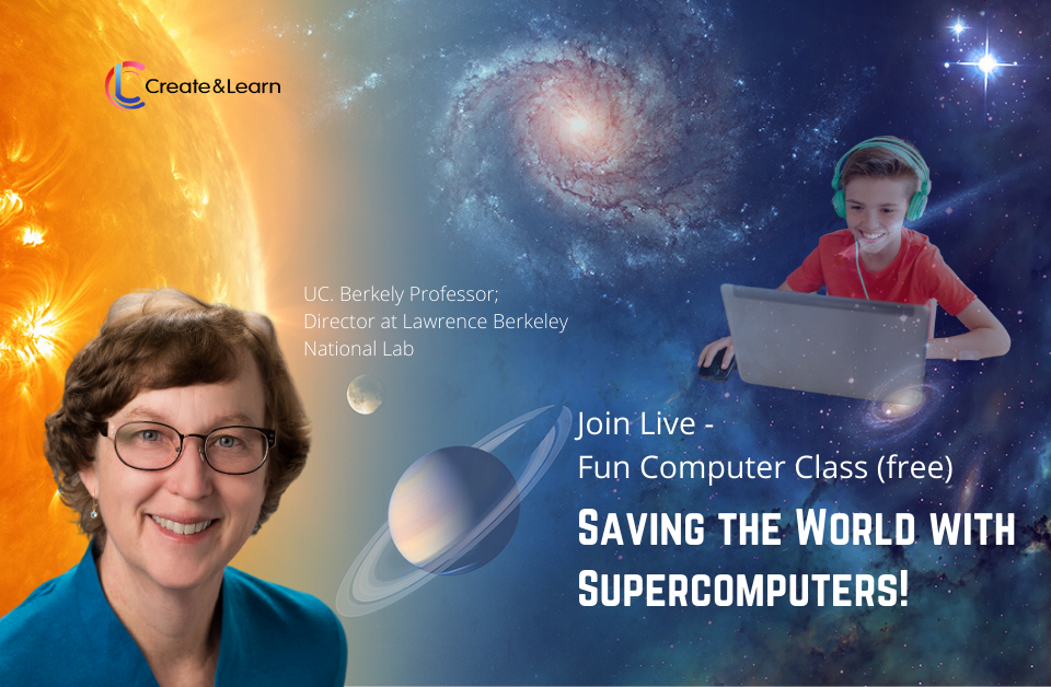 Saving the World with Supercomputers!