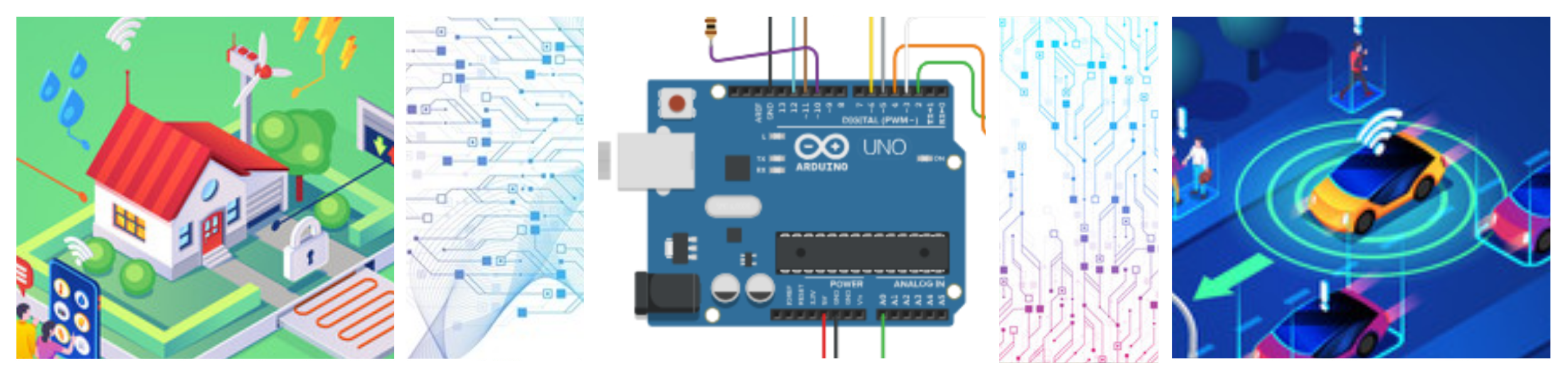 Circuit Wizards online Arduino class for kids from Create & Learn