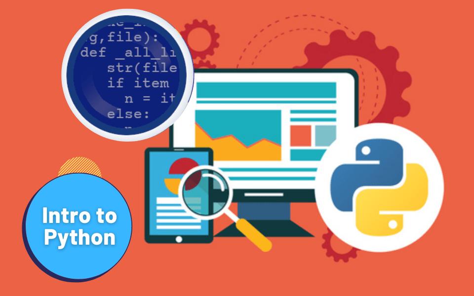 Intro to Advanced Coding - Python