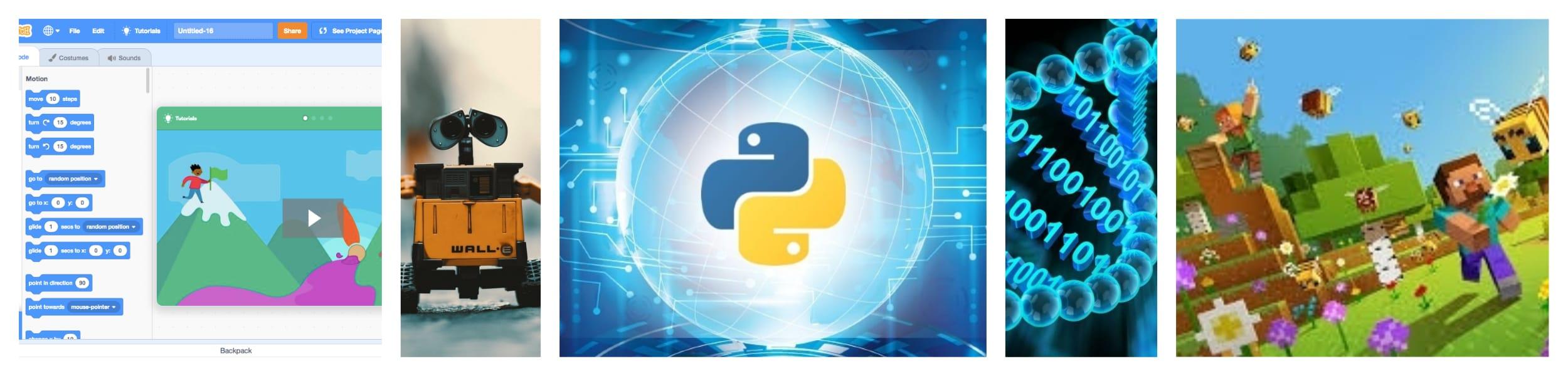 Online Coding Fair