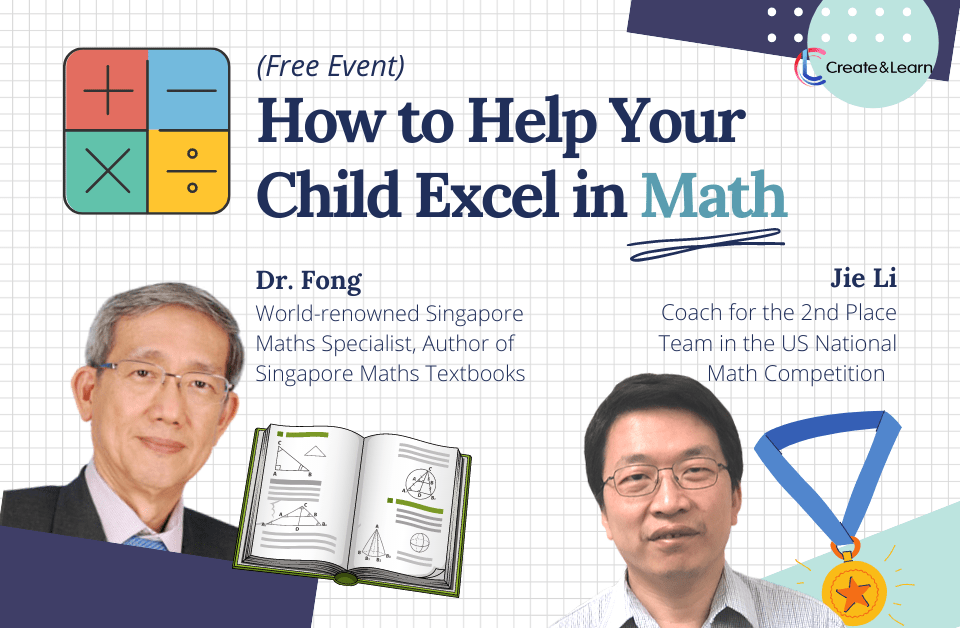 Special Event for Parents: How to Help Your Child Excel in Math
