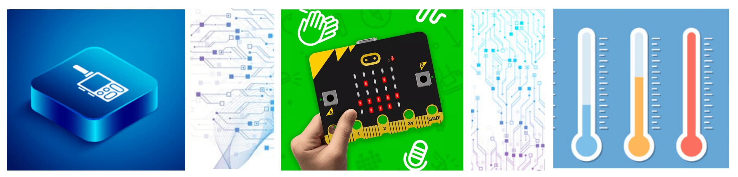 Lights & Beats with Micro:Bit online class from Create & Learn